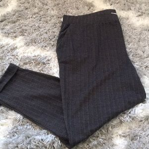 Cropped Dressy Pant